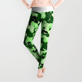 Bad Ass Green Leggings