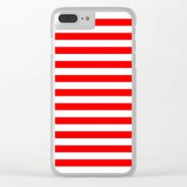 canada england malta georgia singapore poland tunisia Clear iPhone Case