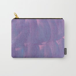 meditations in purple and pink Carry-All Pouch