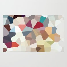 Africa Geometric Abstract Rug