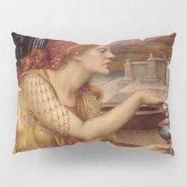 THE LOVE POTION - EVELYN DE MORGAN  Pillow Sham