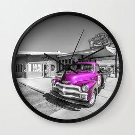 Pink D'z  Wall Clock