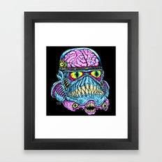 Monster Trooper Framed Art Print