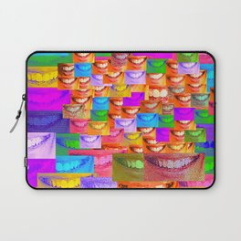 Gift of Laughter Laptop Sleeve