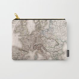 First French Empire in 1812 Carry-All Pouch