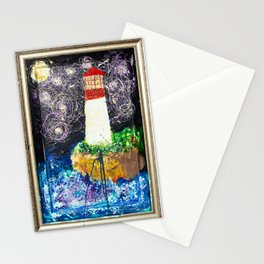 Starry Dream Stationery Cards