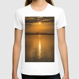 Lake Balaton, Hungary T-shirt