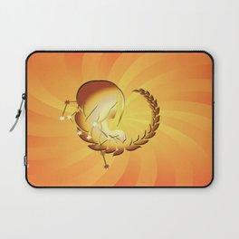 Sternzeichen Jungfrau Laptop Sleeve