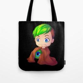 Chibi Jacksepticeye Tote Bag