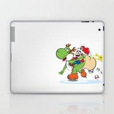 Creepy Xmas to All! Laptop & iPad Skin