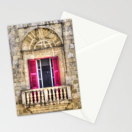 Maltese Architecture Stationery Cards
