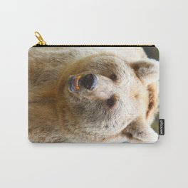 Syrian Brown Bear Carry-All Pouch