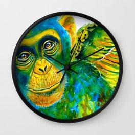 Fly My Pretty Wall Clock
