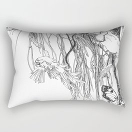 Amazonie Rectangular Pillow