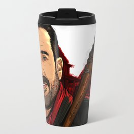 Negan and Lucille Travel Mug