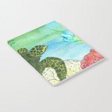 Sea Turtle Shores Notebook