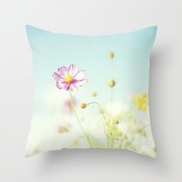 A little bit of  heaven. Throw Pillow
