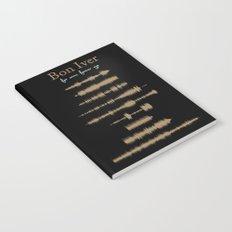FOR EMMA - BON IVER Notebook
