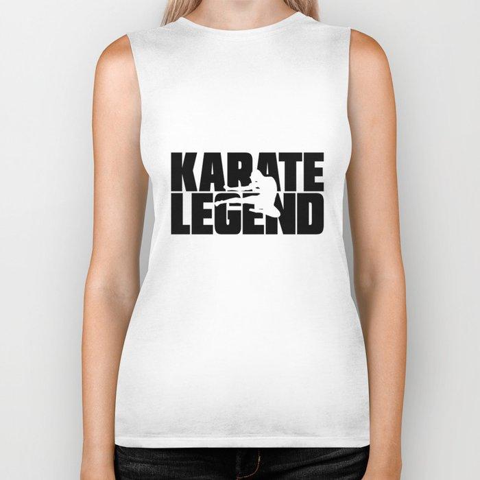 Karate Legend Biker Tank