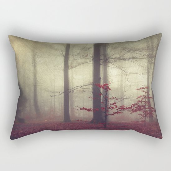 Twins or Smokey Forest Rectangular Pillow