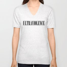 ULTRAVIOLENCE - LDR Unisex V-Neck