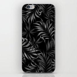 Dark Palms iPhone Skin