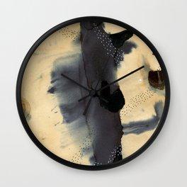 Washes Wall Clock