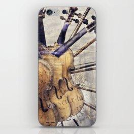 Classic Violins iPhone Skin