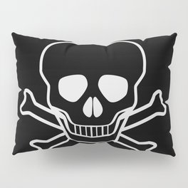 Jolly Rodger Pillow Sham
