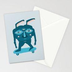 Skater Bunny Stationery Cards