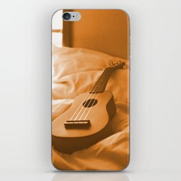 Uke Orange iPhone Skin