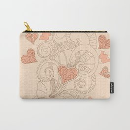 Retro music Carry-All Pouch
