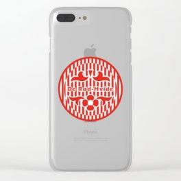 Denmark De Rød-Hvide (The Red-White) ~Group C~ Clear iPhone Case