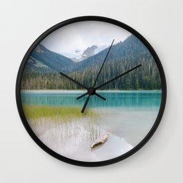 Joffre Lake | Canada Wall Clock