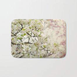 Spring Blossoms Bath Mat
