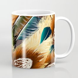 So feathers fashion Coffee Mug
