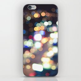 To The Nights  iPhone Skin