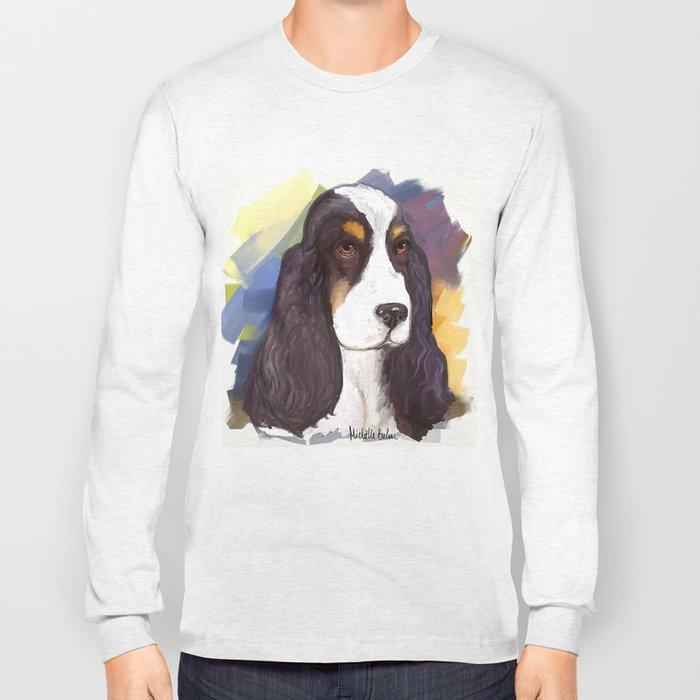 Cocker Long Sleeve T-shirt