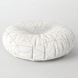 Luxury Ornaments 85 Floor Pillow