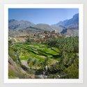 Bilad Sayt Village Oman by natureandspacelover