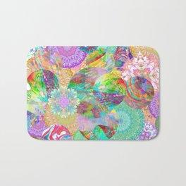Rainbow Mandala Magic Bath Mat