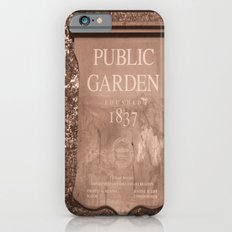 Public Garden Slim Case iPhone 6s