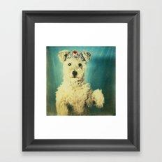 le Queen Framed Art Print