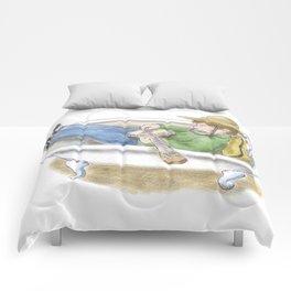 Bathtub Banjo Comforters
