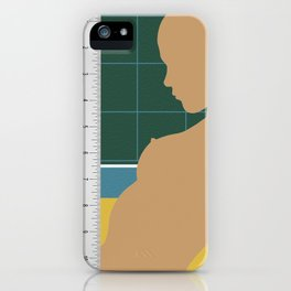 Measurements iPhone Case