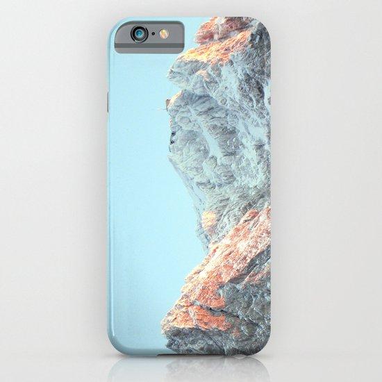 zugspitze mountain panorama, germany. iPhone & iPod Case
