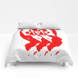 sexy girl Comforters