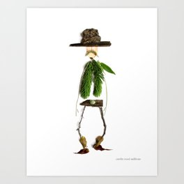 Luke Montana Art Print