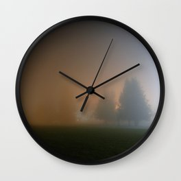 Only night Wall Clock