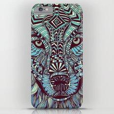 Wolf (Lone) iPhone 6s Plus Slim Case